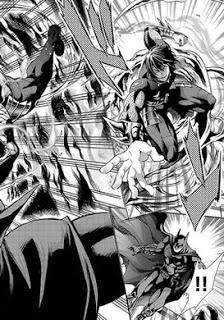 Ocean Master fera face à Batman et Aquaman