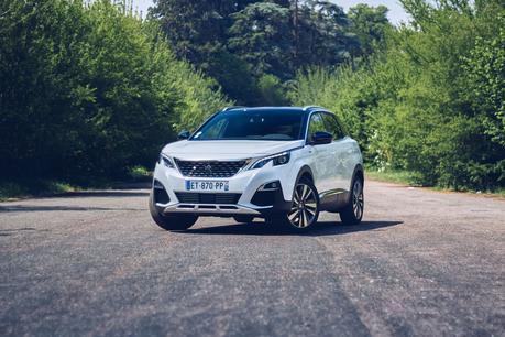 Essai : nouveau Peugeot 3008