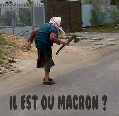 567° Macron arnaque les retraités une deuxième fois.
