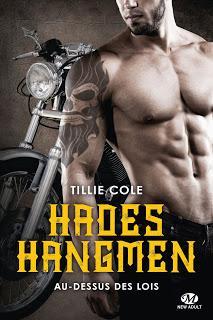 Hadès Hangmen #4 Au dessus des lois de Tillie Cole