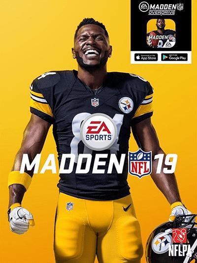 Madden NFL 19 Madden overdrive