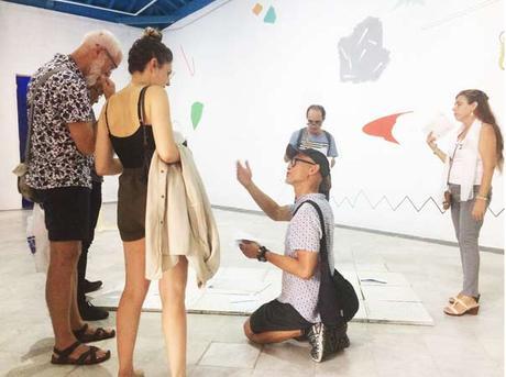 Rendez – vous entre les biennales de Lyon et de La Havane