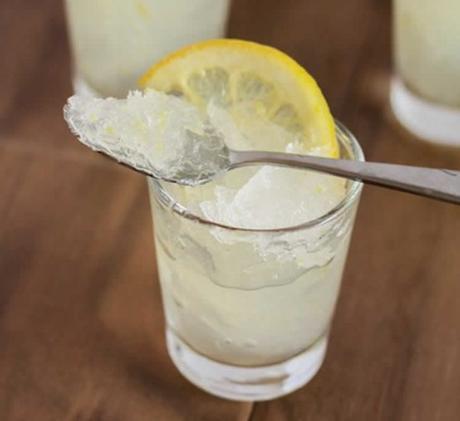 cocktail citron vodka avec thermomix