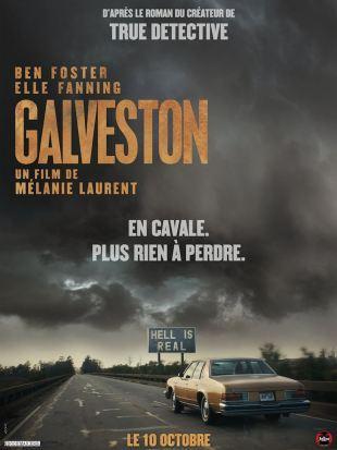 [Trailer] Galveston : Mélanie Laurent adapte le premier roman du créateur de True Detective !