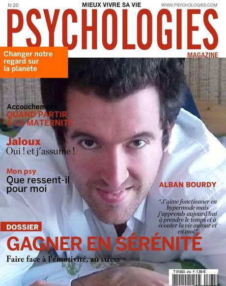 Les Editions Dédicaces annoncent la sortie de l'éditionrevue et corrigée du livre deAlban Bourdy, intitulé : « Espèce de Surdoué»