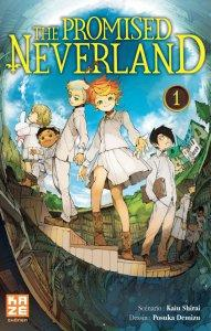The promised neverland 1 & 2