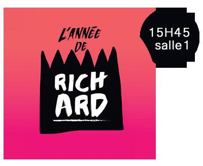 #OFF18 – L'année de Richard