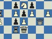 Échecs Botvinnik mate coups avec Blancs