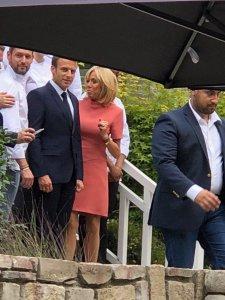 Macron en pleine tourmente…