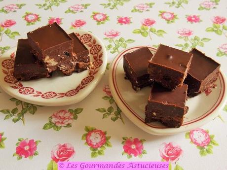 Comment faire des carrés de chocolat gourmands ?