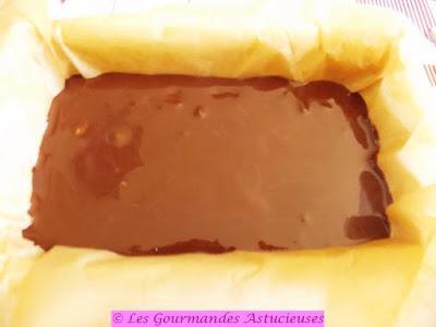 Chocolats aux noix, noisettes et raisins (Vegan)