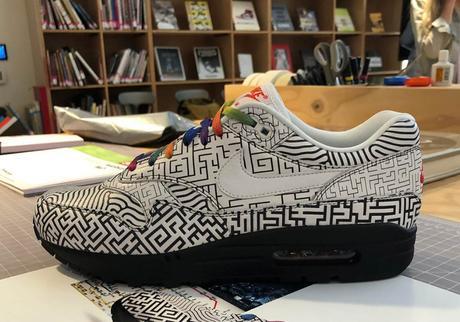 Les gagnants du Nike On Air ont reçu leurs premiers sample