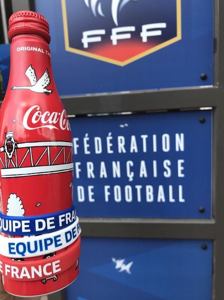 La Finale de la Coupe du monde avec Coca Cola