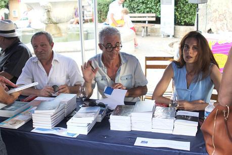 4 auteurs aux Nocturnes littéraires