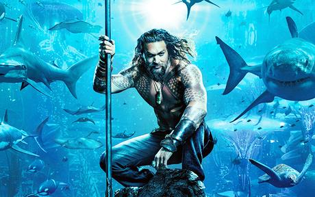 MOVIE | Aquaman : Un premier trailer dévoilé !