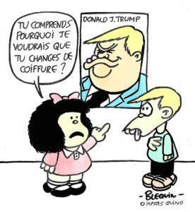 Touchez pas à Mafalda !