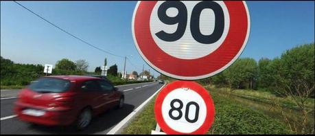 Le rapport secret sur le 80 km/h a fuité