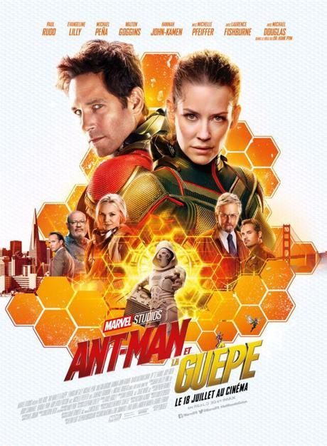 Critique: Ant-Man et la Guêpe