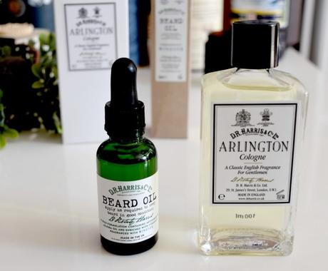 L'huile à barbe Dr Harris Windsor