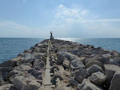 Côté mer : de Palavas à Port Camargue