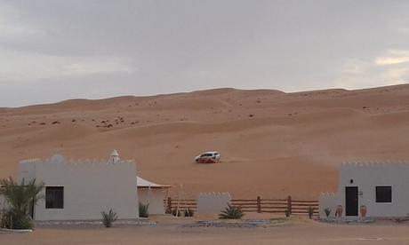 Oman : la folie du désert et la beauté de l'oasis
