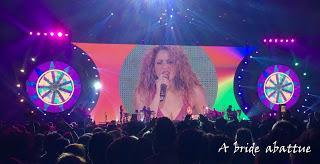 L'El Dorado World Tour de Shakira en concert à Paris le 13 juin 2018