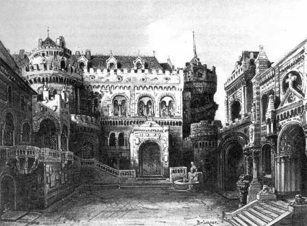 Vu de France: le premier Lohengrin de Bayreuth, évoqué par le critique musical Adolphe Jullien