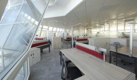 Challenger : 30 ans d'innovation au siège de Bouygues Construction
