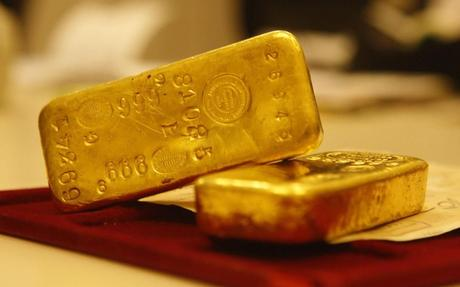 Les lingots d'or doivent être restitués aux vendeurs du jardin ...