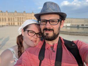 Voir Versailles… et Paris