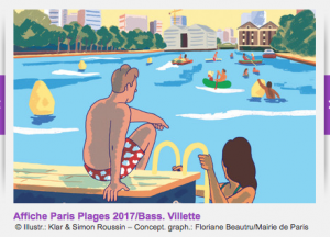 Paris plage vous attend …..