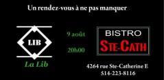 Spectacles gratuits à Montréal, improvisation et musique