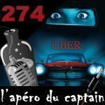 L'apéro du Captain #274 : Les bons conseils de la voiture tueuse