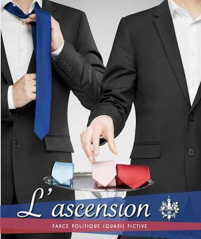 Avignon 2018 – L'ascension : une farce politique qui vous fera grincer des dents