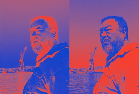 Mucem Ai Weiwei Fan-Tan Marseille