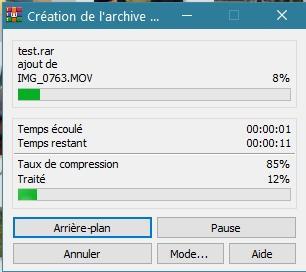 Test : WinRAR – Logiciel de compression