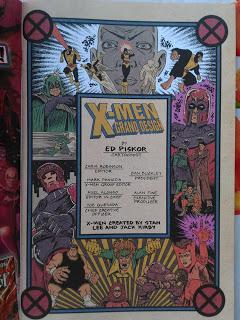 X-Men Grand Design 1 et 2 par Ed Piskor