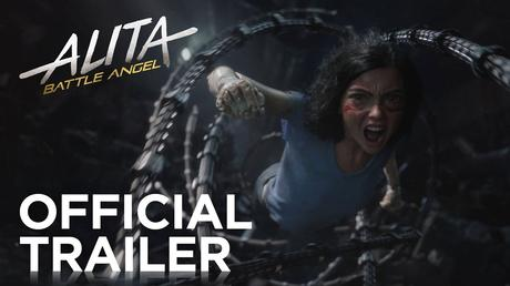 Nouveau trailer pour le film Alita: Battle Angel (Gunnm) de Robert RODRIGUEZ