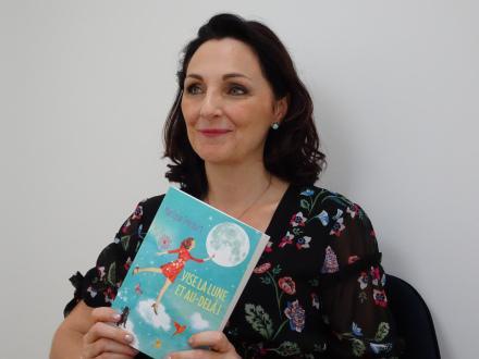 Marilyse Trécourt : rêver sa vie pour vivre ses rêves