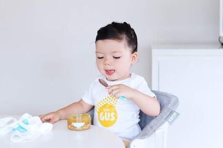 Little Gustave : des petits pots BIO à déguster