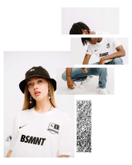 The Basement présente son lookbook Summer 2018