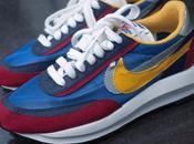 Closer look Sacai Nike Daybreak Blazer