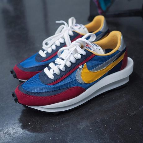 Sacai x Nike Daybreak & Blazer