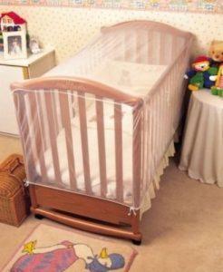 moustiquaire bébé pour bébé nomade
