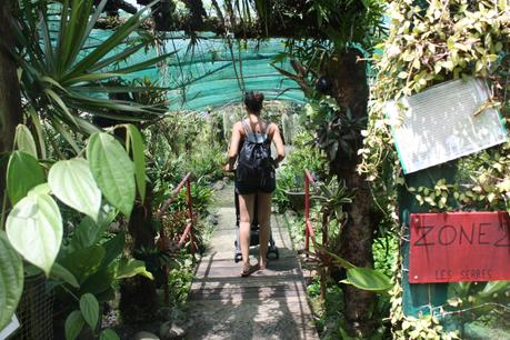 Parc à visiter en Guadeloupe : Le domaine de Valombreuse, parc et loisirs.