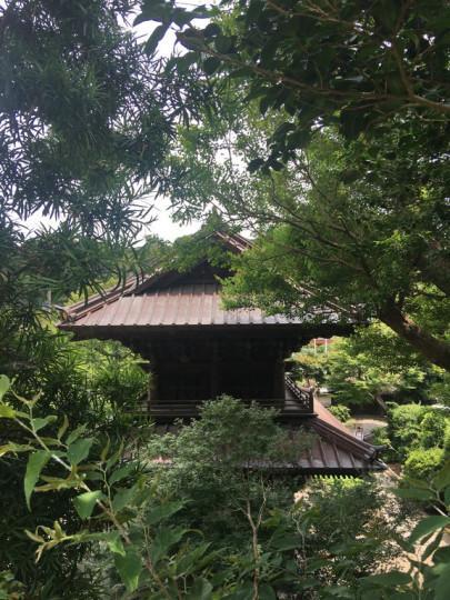 Découvrir Le temple Eishô-ji (le temple d'Eishô) à Kamakura