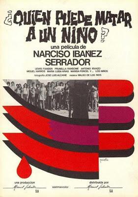 Les Révoltés de l'an 2000 - ¿Quién puede matar a un niño?,  Narciso Ibáñez Serrador (1976)