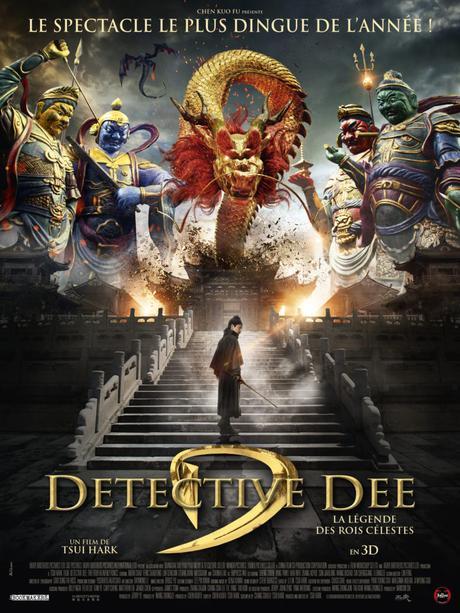 Detective Dee : La Légende des Rois Célestes au Cinéma le 8 Août 2018