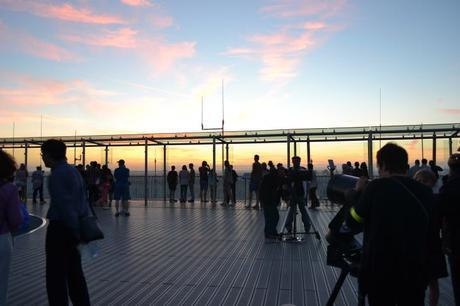 La Nuit des Etoiles 2018 à L'Observatoire Panoramique de la Tour Montparnasse