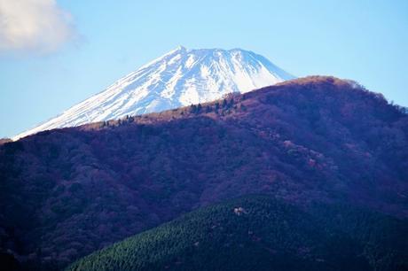 Japon - Hakone - Mont Fuji